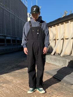 ルミネエスト新宿店のYukiyaさんのLeeの【Winter sale】【USED WASH】スウェットパーカーを使ったコーディネート