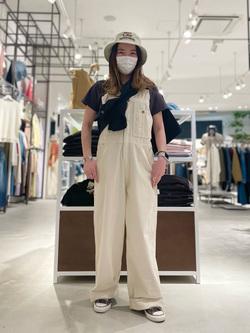 西宮ガーデンズ店のMisakiさんのLeeの【SALE】【101project】ウエスターナー ジャケットを使ったコーディネート