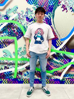 錦糸町PARCO店のつなさんのEDWINのジャージーズ イージーを使ったコーディネート