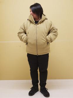 錦糸町PARCO店のMakikoさんのEDWINの【ガレージセール】F.L.E イージージョガーパンツを使ったコーディネート