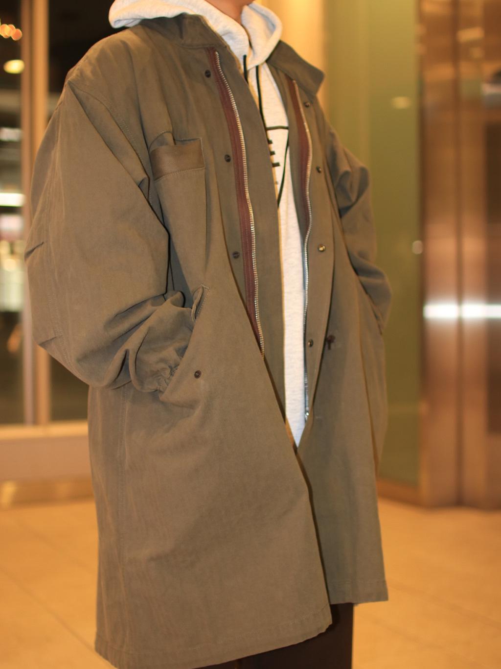 DENIM GALAXY日暮里店のTOMMYさんのEDWINのF.L.E ワイド テーパードを使ったコーディネート