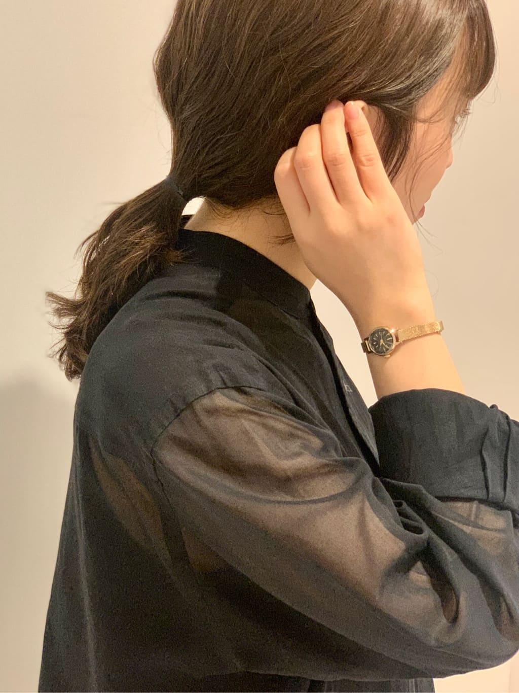 Okamura Yurikaのスタイリング
