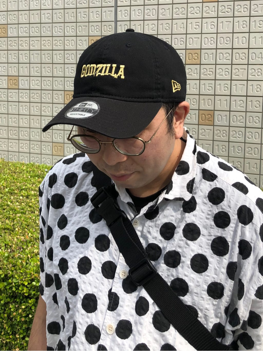 Ideo Manabuのスタイリング