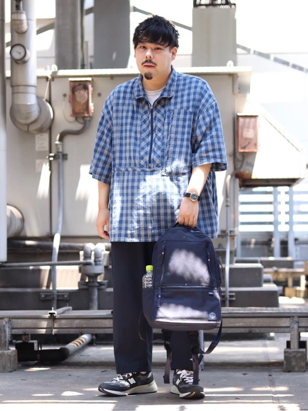 入木田優希のスタイリング