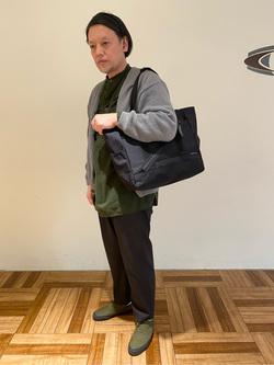 上野仁之のスタイリング