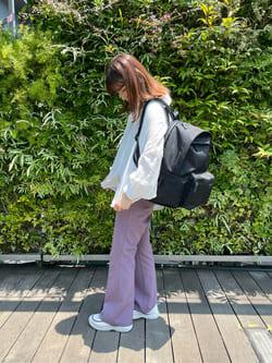 中嶋 彩夏のスタイリング