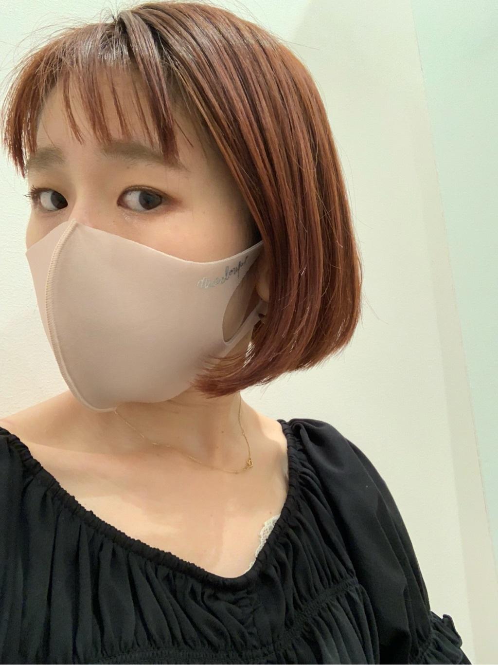 マスク ナイ スクラップ 血色