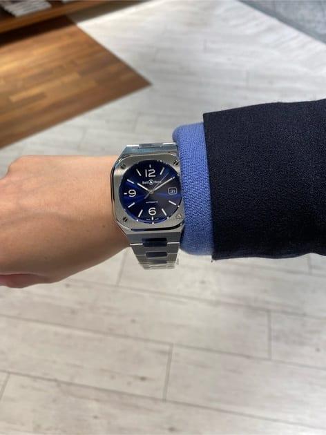 女性もカッコいい腕時計を着けたい!!