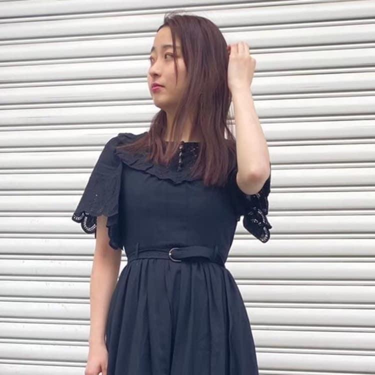 天神地下街 兼田愛莉(163cm)