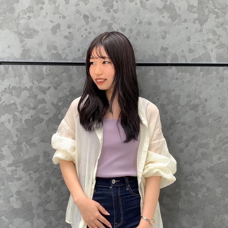Suzu《LUCUA大阪店STAFF》
