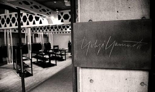 Yohji Yamamoto 青山本店